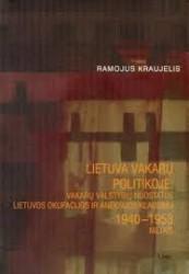 Lietuva vakarų politikoje....