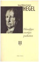 Filosofijos istorijos...