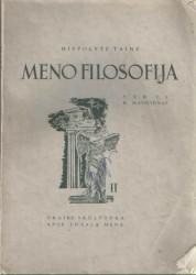 Meno filosofija II