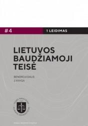 Lietuvos baudžiamoji teisė....