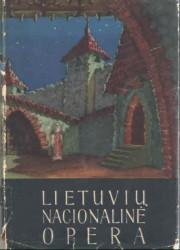 Lietuvių nacionalinė opera