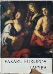 Vakarų Europos tapyba
