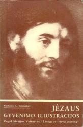 Jėzaus gyvenimo iliustracijos