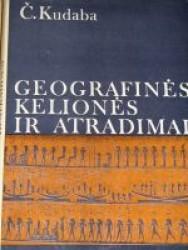 Geografinės kelionės ir...