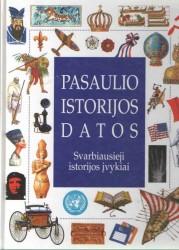 Pasaulio istorijos datos...