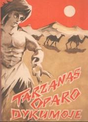 Tarzanas Oparo dykumoje