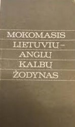 Mokomasis lietuvių-anglų...