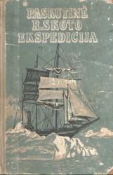 Paskutinė R.Skoto ekspedicija