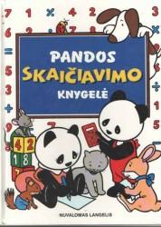 Pandos skaičiavimo knygelė