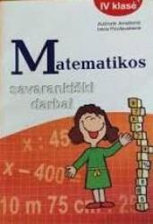 Matematikos savarankiški...