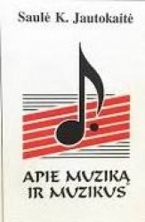 Apie muziką ir muzikus