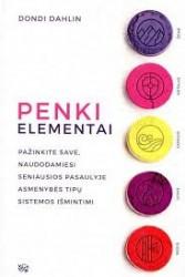 Penki elementai