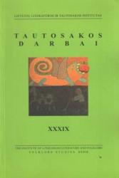Tautosakos darbai IX (XVI)