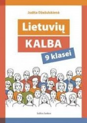 Lietuvių kalba. Vadovėlis 9...