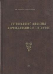 Veterinarinė medicina...