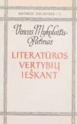 Literatūros vertybių ieškant