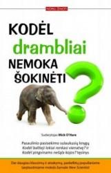 Kodėl drambliai nemoka...