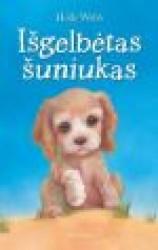 Išgelbėtas šuniukas