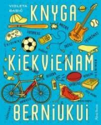 Knyga kiekvienam berniukui