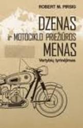 Dzenas ir motociklo...
