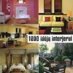 1000 idėjų interjerui