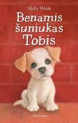 Benamis šuniukas Tobis