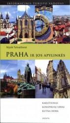Praha ir jos apylinkės:...
