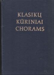 Klasikų kūriniai chorams