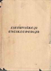 Lietuviškoji enciklopedija....