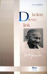 Gandhi knyga Kelias Dievo link