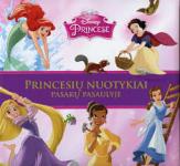 Princesių nuotykiai pasakų...
