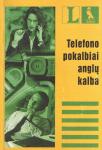 Telefono pokalbiai anglų kalba