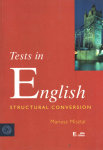 Tests in English