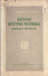 Kondachčanas knyga Piešimo dėstymo metodika vidurinėje mokykloje