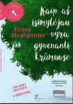Emmy Abrahamson knyga Kaip aš įsimylėjau vyrą, gyvenantį krūmuose