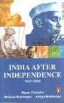 Knyga anglų kalba India after Independence 1947-2000