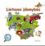 Dangė Vitkienė knyga Lietuvos įdomybės