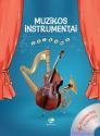 Aušra Strazdaitė Ziberkienė knyga Muzikos instrumentai vaikams (+CD)