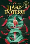 J.K.Rowling knyga Haris Poteris ir Paslapčių kambarys