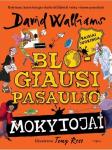 David Walliams knyga Blogiausi pasaulio mokytojai