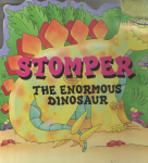 Stomper. The enormous dinosaur