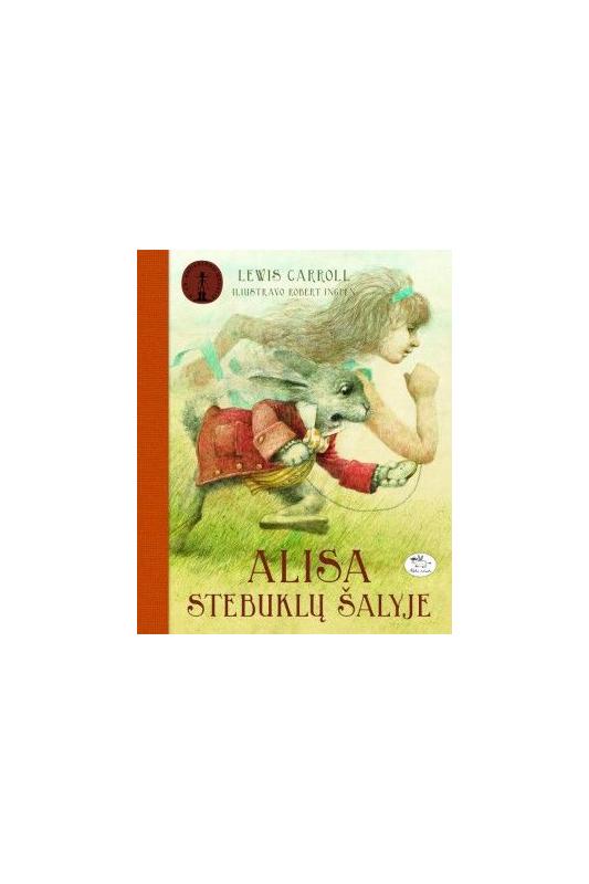 Lewis Carroll knyga Alisa Stebuklų šalyje