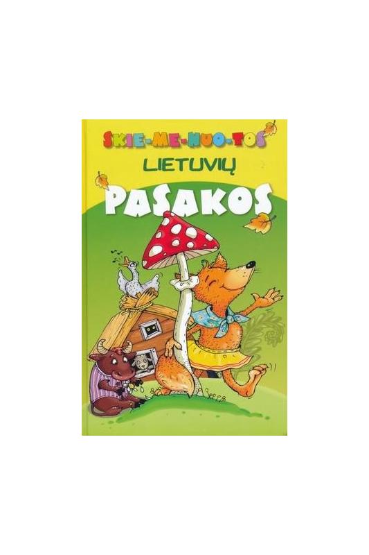Skiemenuotos lietuvių pasakos