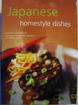 Susie Donald Japanese homestyle dishes
