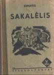 Esmaitis knyga Sakalėlis V. Literatūra ir tautosaka V skyriui