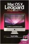 Scott Kelby knyga Mac OS X Leopard knyga