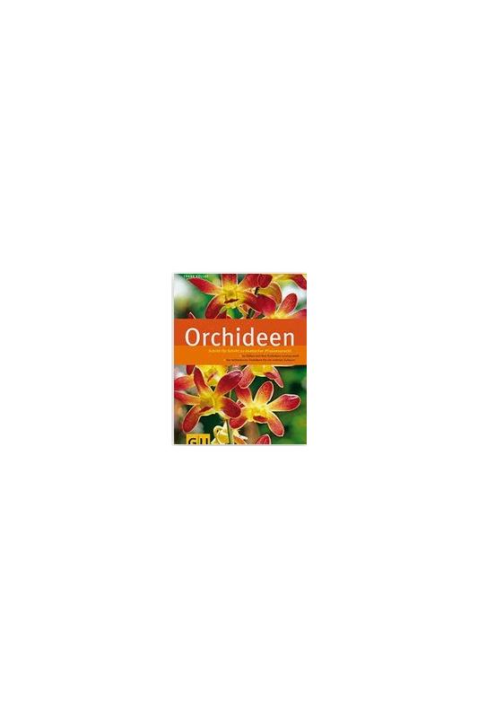 Knyga apie orchidėjas
