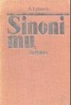 A.Lyberis knyga Sinonimų žodynas
