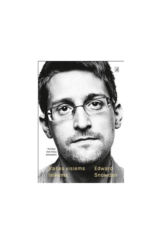 Edward Snowden knyga Įrašas visiems laikams