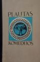 Plautas knyga Komedijos